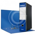REGISTRATORE OXFORD G8505 D8  BLU