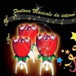 FONTANA DA INTERNO MUSICALE GIREVOLE