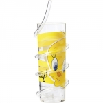 BICCHIERE FANCY 35 CL.TWEETY YELLOW