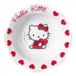 PIATTO FONDO D.20,5 CM.HELLO KITTY S.H.