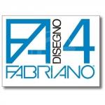CARTELLA FABRIANO F4 24X33 20 FG.SQUADRA
