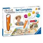 TIPTOI SET COMPLETO LETTORE DIGITALE +