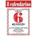 IL CALENDARIONE 12X17 CM CALENDARINO