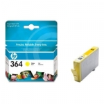 HP CB320EE - 364 INK GIALLO