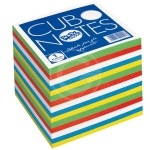 CUBO NOTES COLORATO CM 9X9X9 17 POOL