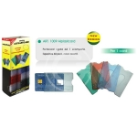 PORTACARDS ALPLASTCARD RIGIDA 1 SCOMPART