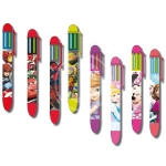 PENNA A 6 COLORI DISNEY MIX