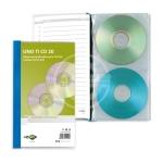 PORTACD UNO TI CD 20CD 14,5X30 554020