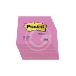 BLOCCO POST-IT NEON 76X76 ROSA 654-NP