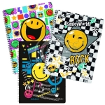 SMILEY BLOCCO SPIRALE A4  5M