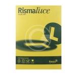 RISMA LUCE 200GR 50FG. A4 GIALLO ORO