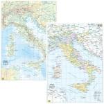 CARTA GEOGRAFICA ITALIA