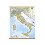 CARTA GEOGRAFICA ITALIA  AMMINISTRATIVA