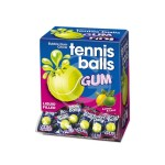 ESPOSITORE 200 CHEWING GUM TENNIS BALL