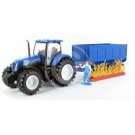 1:32 NEW HOLLAND TRATTORE T7000