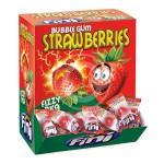 ESPOSITORE 200 CHEWING GUM STRAWBERRIES