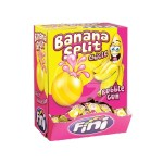 ESPOSITORE 200 CHEWING GUM BANANA SPLIT