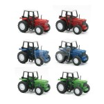 1:32 FARM TRACTOR 2 MODELS 3 ASS COLOUR