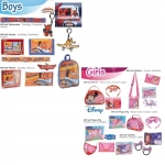 GIFT SET PEPPA-VIOLETTA-PLANES-SPIDERMAN