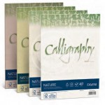 CALLIGRAPHY NATURE 250GR A4 OLIVA