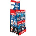 DISPLAY 30 COLLE LOCTITE SUPER ATTAK