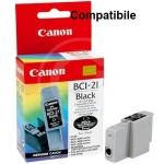 INKJET CANON BCI21 -BCI24BK COMPATIBILE