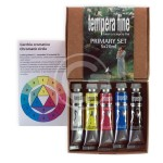 TEMPERA FINE 20ML PRIMARY SET