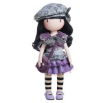 GORJUSS DE SANTORO LITTLE VIOLET 32 CM