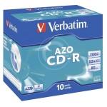 CD-R VERBATIM 43327 80' 700MB