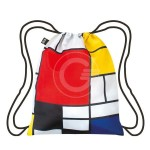 BACKPACK LOQI PIET MONDRIAN BP.PM.CO