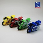 DIE CAST MINI BIKES PULL BACK MINI MOTO