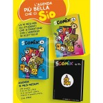 AGENDA 16 MESI MEDIUM COMIX SCOTTECS SIO