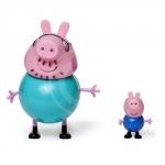 PEPPA PIG E GEORGE CM 10 E 4
