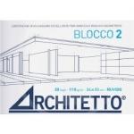 CARTELLA ARCHITETTO 2 24X33 LISCIA 20FG.