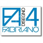CARTELLA FABRIANO F4 33X48 20 FG.RUVIDO