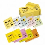BLOCCO POST-IT 76X76 -ROSA  654 P
