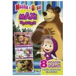 MAXI POSTER DI MASHA & ORSO