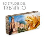 SCATOLA STRUDEL DEL TRENTINO 416X163X62