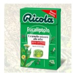 ESPO 20 ASTUCCI CARAMELLE RICOLA 50GR.