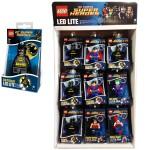 LEGO COMICS PORTACHIAVI
