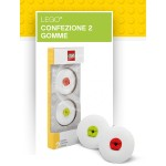 GOMME LEGO ROSSO LIMONE CONF. 2 PZ