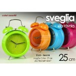 SVEGLIA ASS 19X7X25 EG7003MP-0047