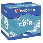 CD-R VERBATIM 43327 80' 700MB