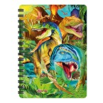 3D LIVELIFE JOTTERS - DINO SMILES