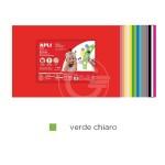 GOMMA EVA 5 FG 400X600 VERDE CHIARO