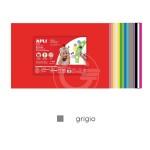 GOMMA EVA 5 FG 400X600 GRIGIO