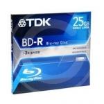 BLUE RAY TDK R25JC2XE 2X