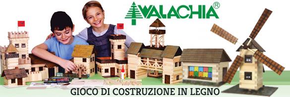 Costruzioni in legno Walachia